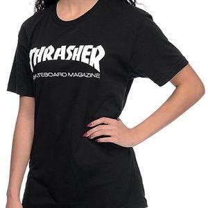 Black Thrasher Shirt